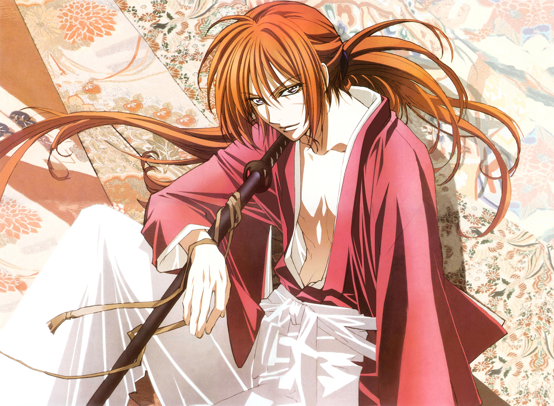 Image result for himura kenshin