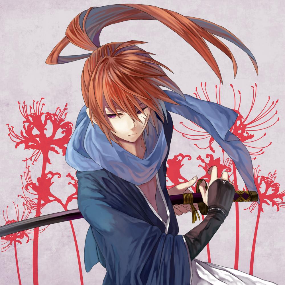 Himura Kenshin | Rurouni Kenshin Wiki | FANDOM powered by Wikia
