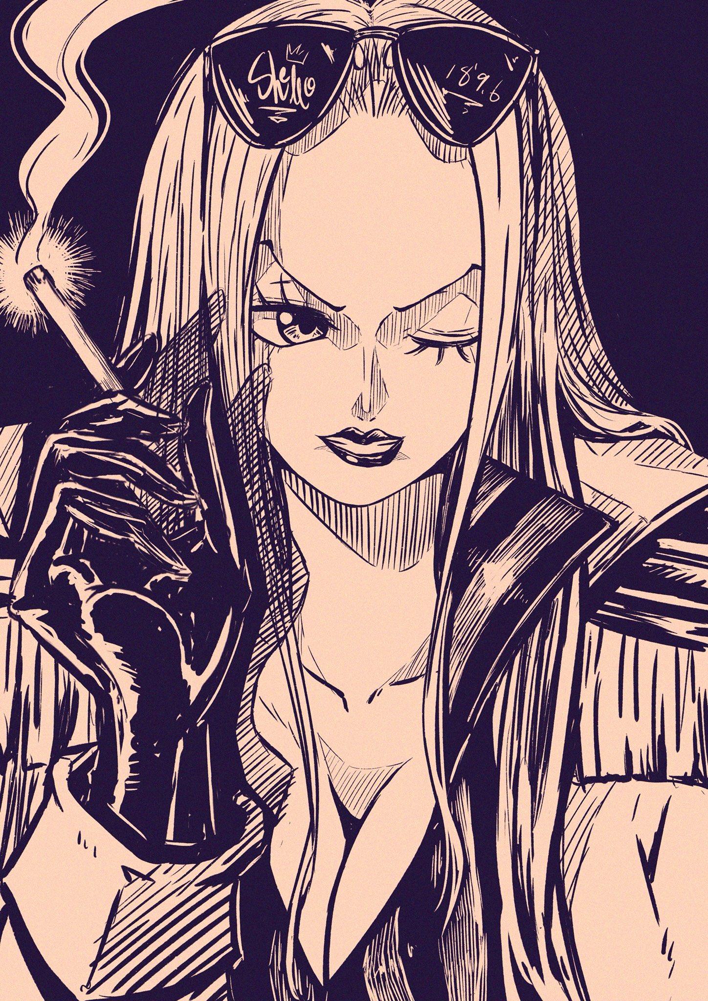 Hina (ONE PIECE) Image #2386199 - Zerochan Anime Image Board
