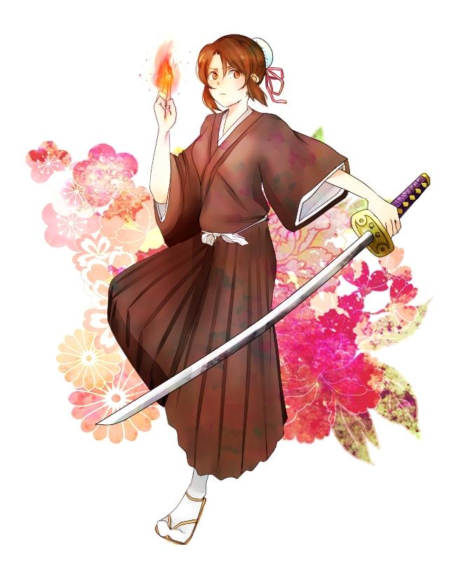 Tags: Anime, Pixiv Id 653495, BLEACH, Hinamori Momo, Pixiv