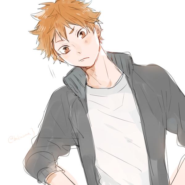 Tags: Anime, Shina-love, Haikyuu!!, Hinata Shouyou