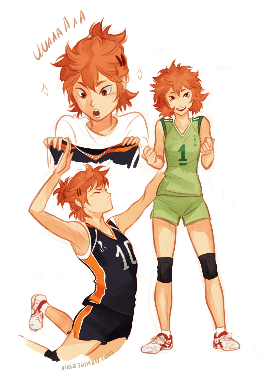 Shōyō Hinata | Haikyuu!! Wiki | FANDOM powered by Wikia