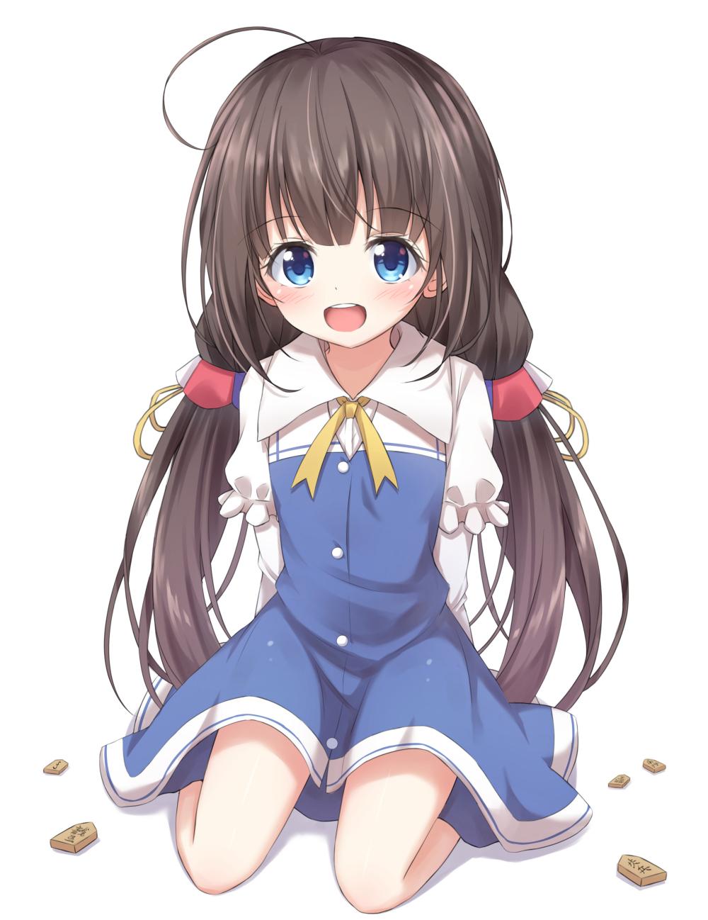 Ryuuou No Oshigoto Ep1 Loli