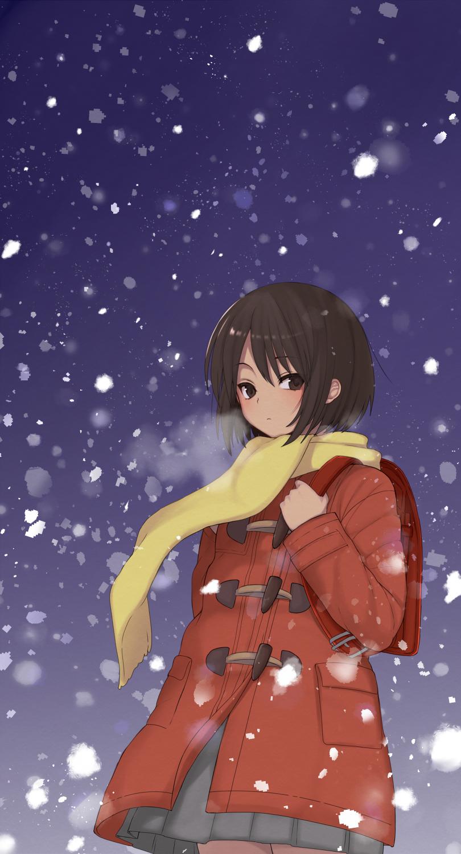 Hinazuki Kayo Boku Dake Ga Inai Machi Zerochan Anime Image Board