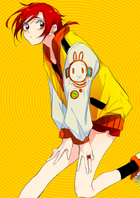 Tags: Anime, Tima, Smile Precure!, Hino Akane, Fanart, Fanart From Pixiv, Pixiv