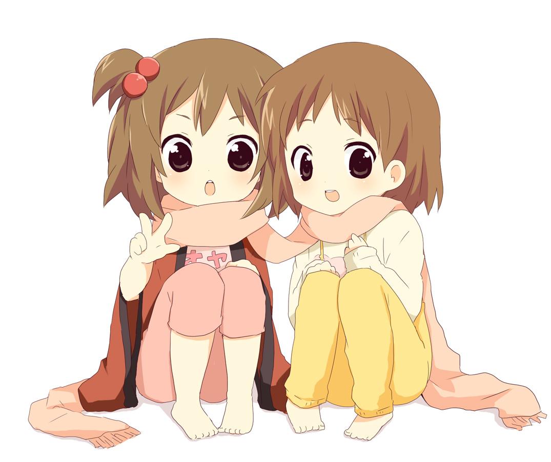 Hirasawa Sisters/#470107 - Zerochan