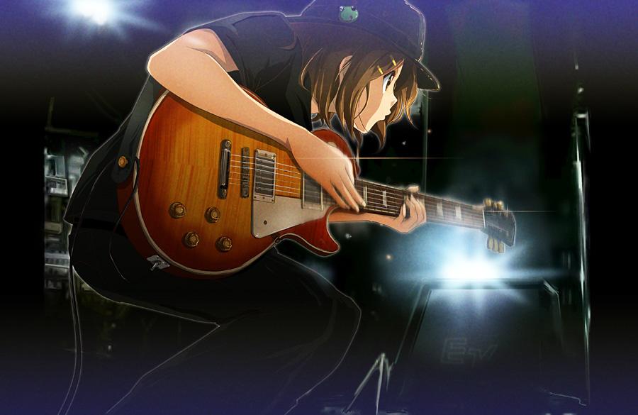 Line Art Hirasawa Yui : Artist zerochan anime image board