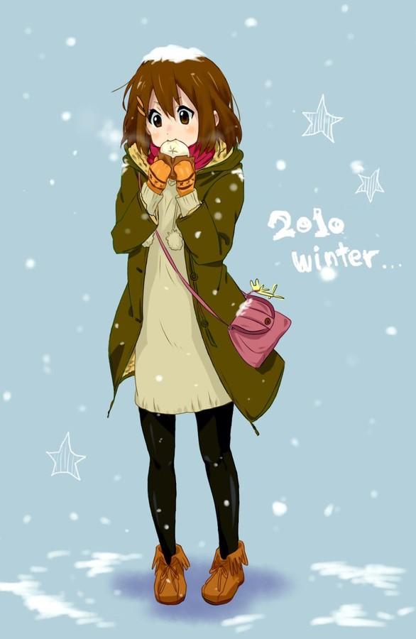Tags: Anime, Pixiv Id 1131075, K-ON!, Hirasawa Yui, Pixiv, Mobile Wallpaper, Fanart, Fanart From Pixiv, Yui Hirasawa