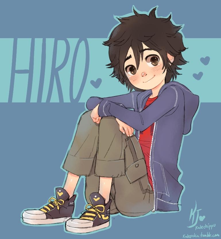 Big Hero 6 Anime Characters : Hiro hamada big hero image zerochan anime