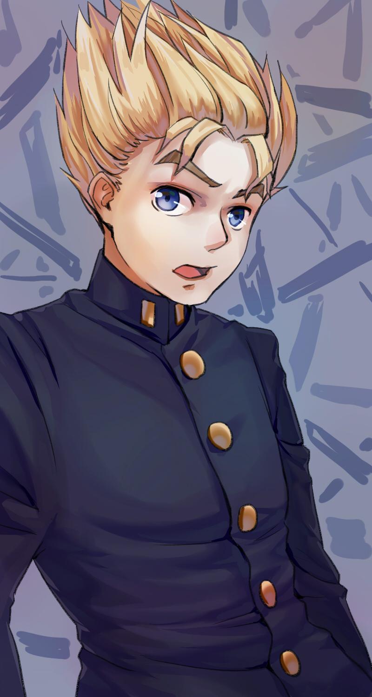 Hirose Koichi   Diamond Is Unbreakable   Zerochan Anime ...