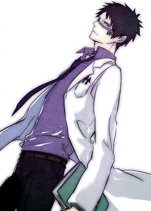 Tags: Anime, Kakesu, BLEACH, Hisagi Shuuhei, Doctor, Fanart, Pixiv, Mobile Wallpaper, Fanart From Pixiv