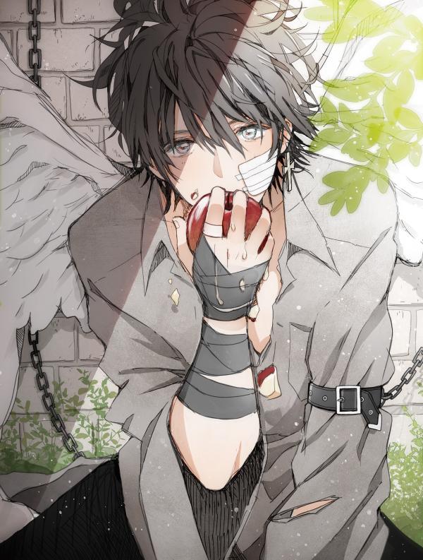 Angel Zerochan Anime Image Board