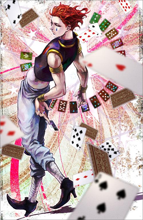 Hisoka Mobile Wallpaper Zerochan Anime Image Board