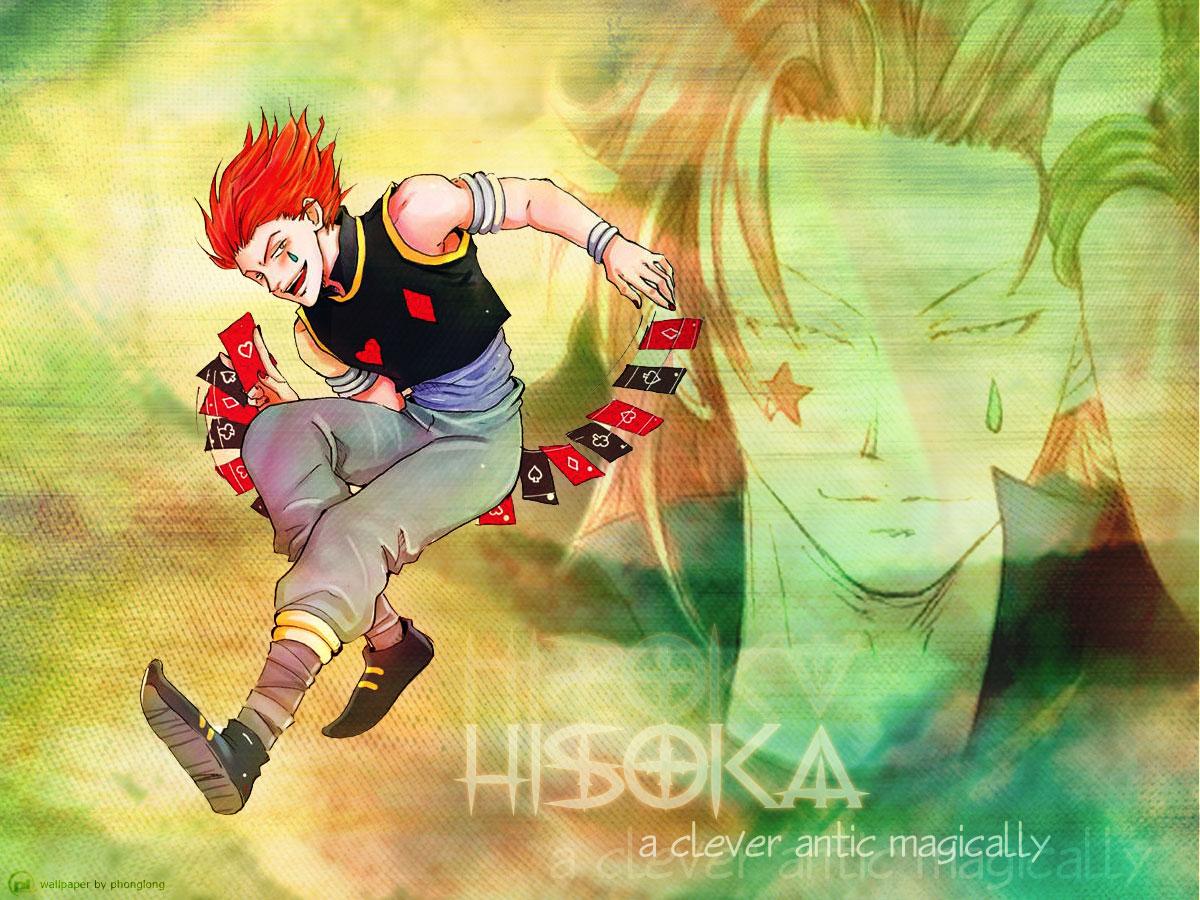 Hisoka Hunter X Hunter Wallpaper 233647 Zerochan Anime