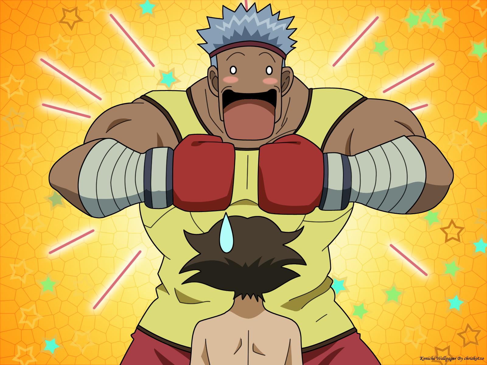 History S Strongest Disciple Kenichi Zerochan Anime Image Board