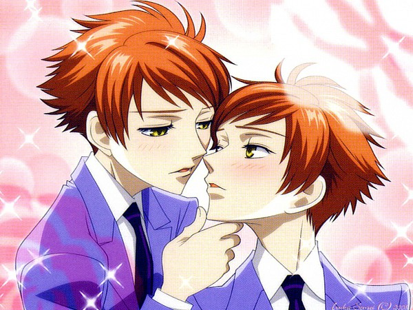 Tags: Anime, Ouran High School Host Club, Hitachiin Hikaru, Hitachiin Kaoru, Incest, Almost Kiss, Twincest