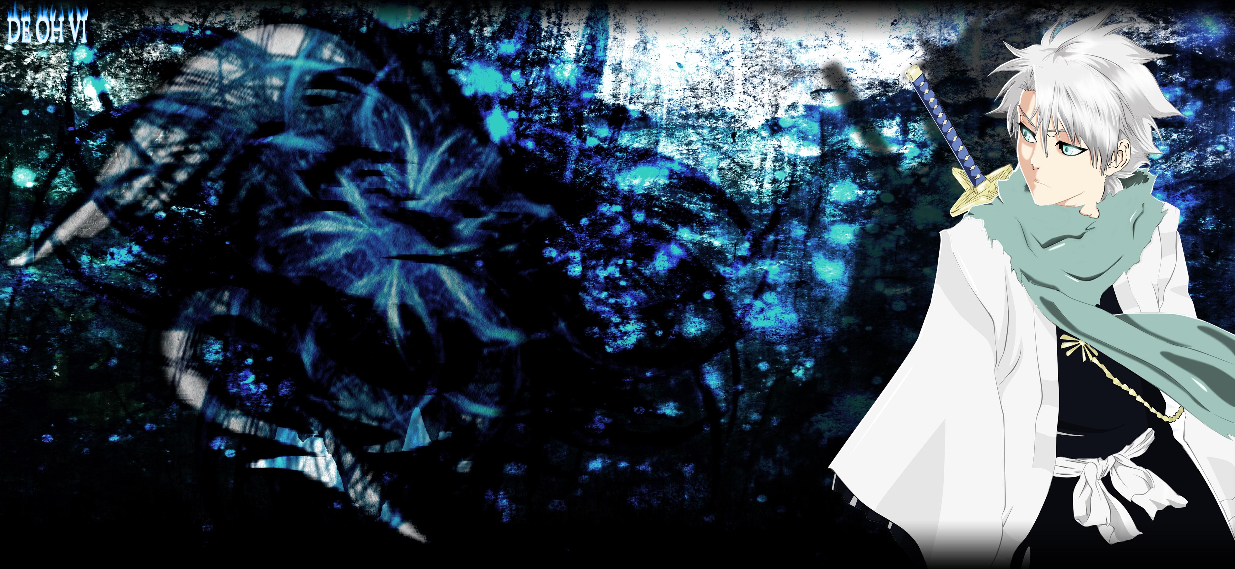 Tags Anime DEOHVI BLEACH Hitsugaya Toushirou Wallpaper HD