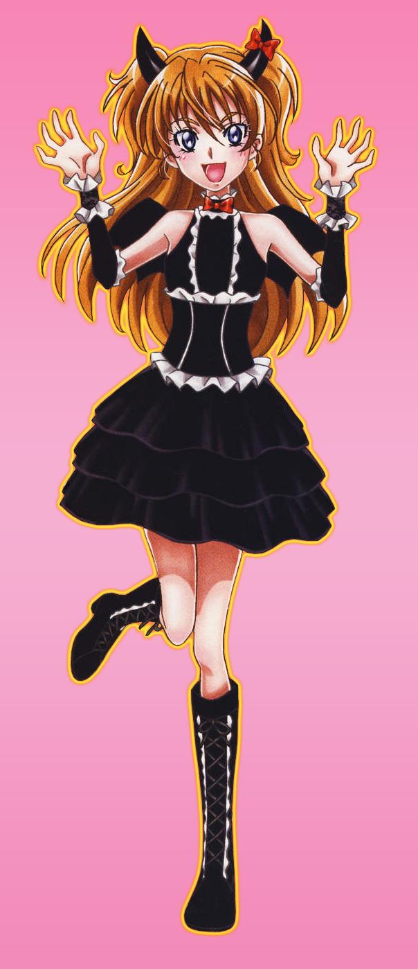Tags: Anime, Suite Precure♪, Hojo Hibiki, Vector