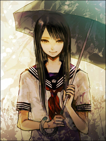 Tags: Anime, Hoka, Pixiv, Original