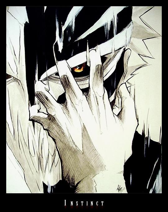 Tags: Anime, Kubo Tite, BLEACH, Hollow Ichigo, Kurosaki Ichigo, Hollow Mask, Artist Request