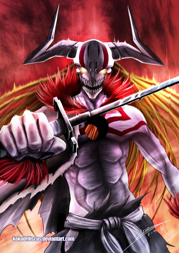 Tags Anime BLEACH Hollow Ichigo Kurosaki