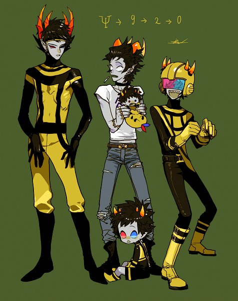 Homestuck Sollux And Mituna Homestuck Image #12843...