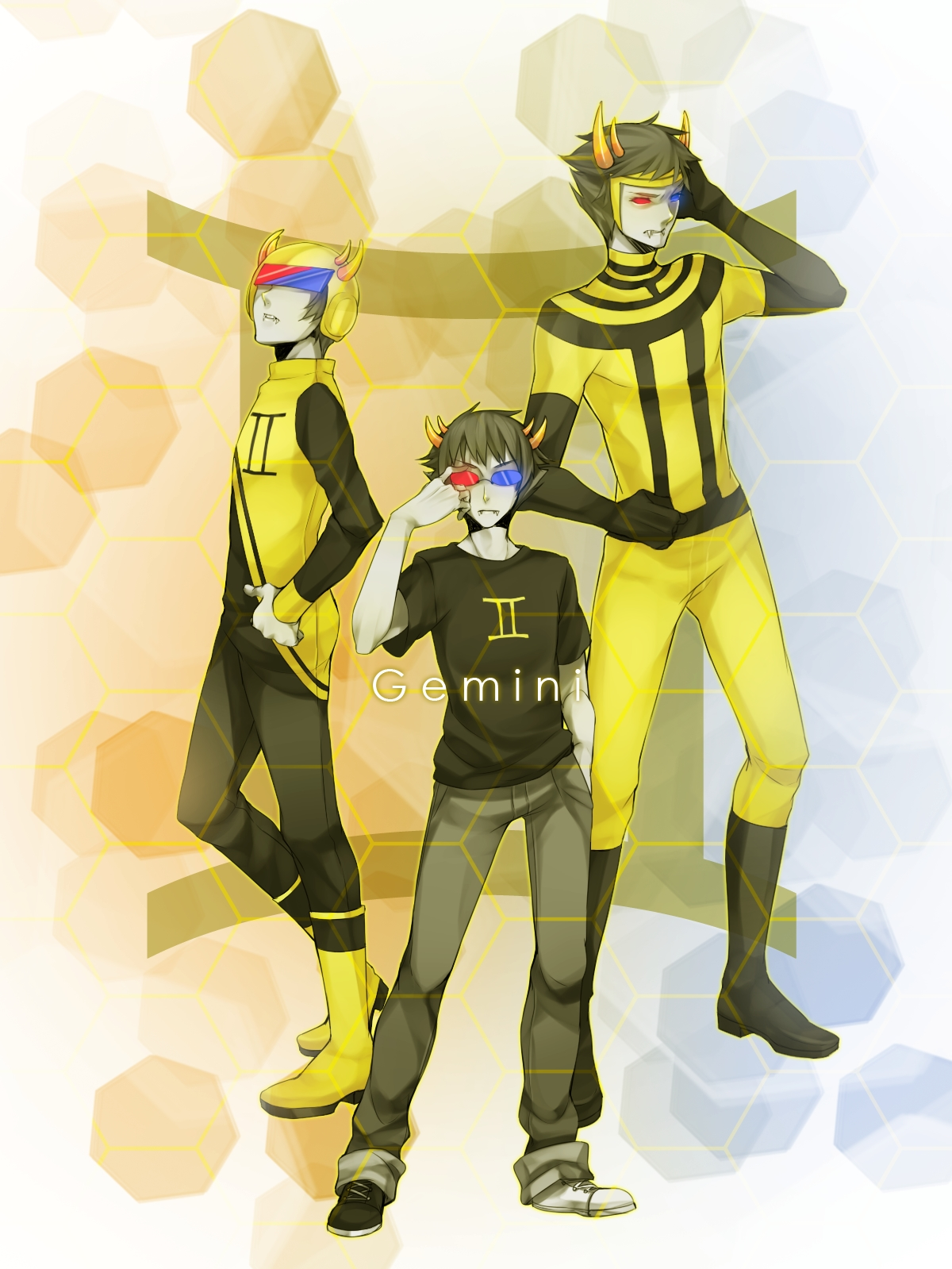 Homestuck Sollux And Mituna Homestuck Image #12622...