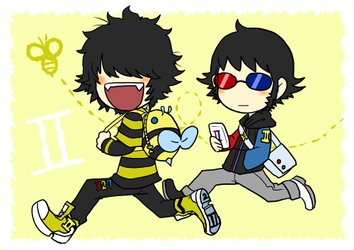 Homestuck Sollux And Mituna Homestuck/#1327665 - Z...