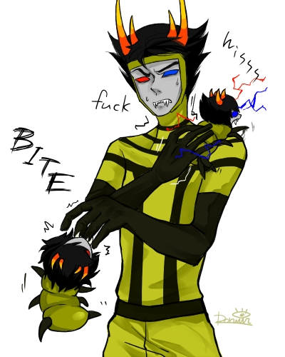 Homestuck Sollux And Mituna Homestuck Image #13436...
