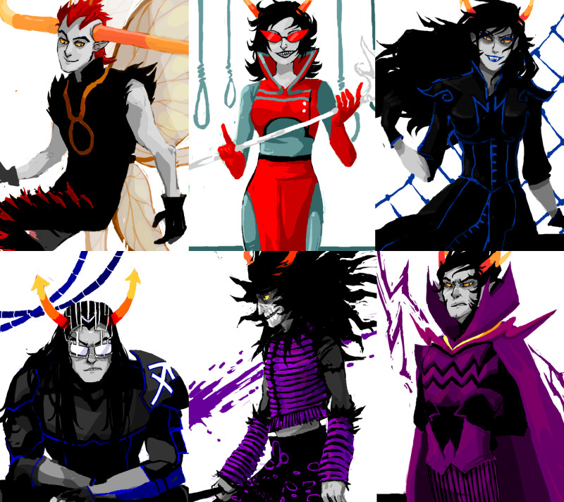 Highblood And Summoner Homestuck Image...