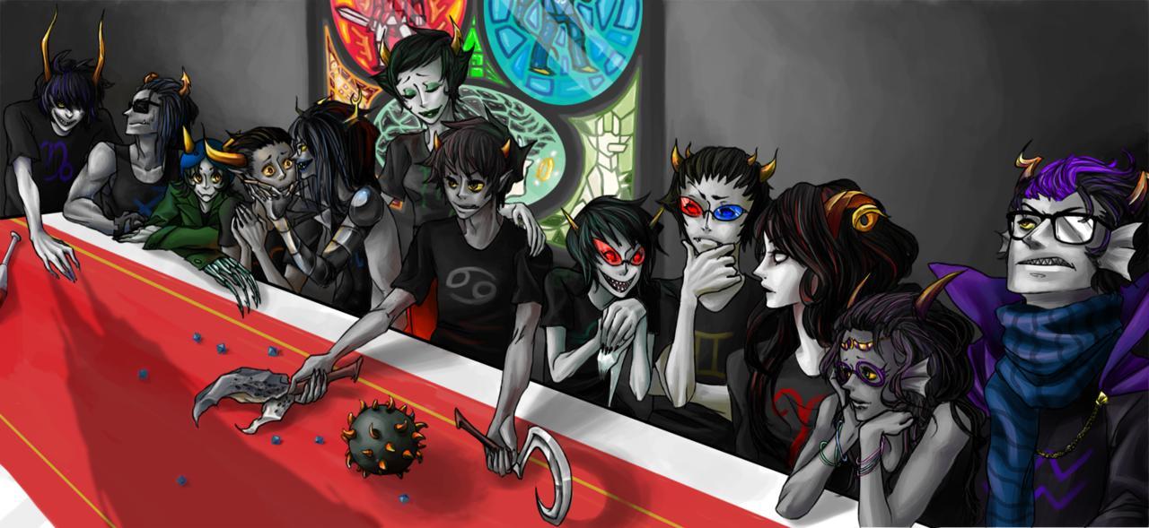 homestuck image 697229 zerochan anime image board