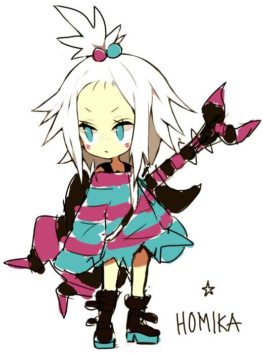 Tags: Anime, Pikiru, Pokémon, Homika, Roxie