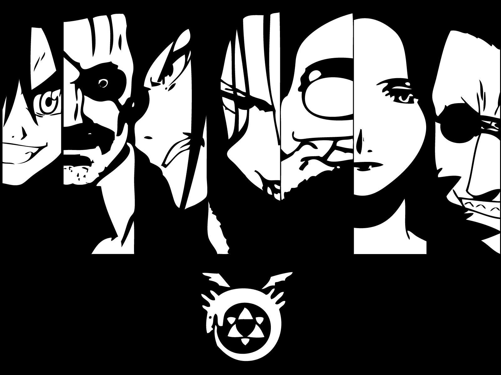 Homunculi - Fullmetal Alchemist - Wallpaper #200056 ...