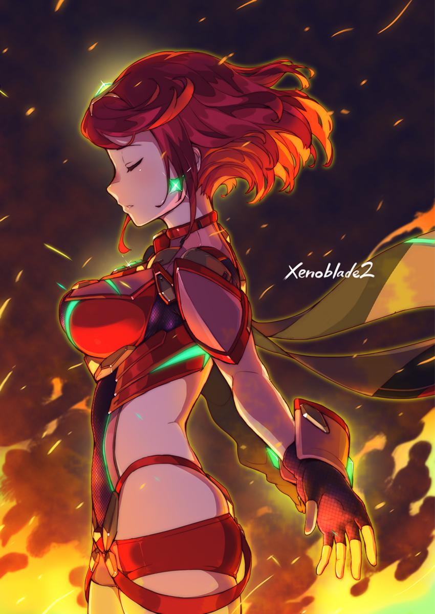 Xenoblade 2 Xenoblade Chronicles 2 Zerochan Anime Image Board