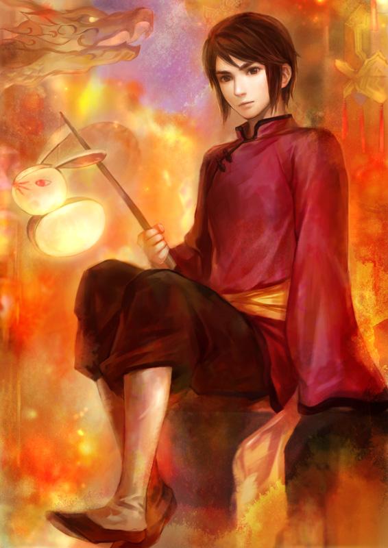 Tags: Anime, Erico Lotus, Axis Powers: Hetalia, Hong Kong, Fanart, Pixiv, Mobile Wallpaper, Asian Countries