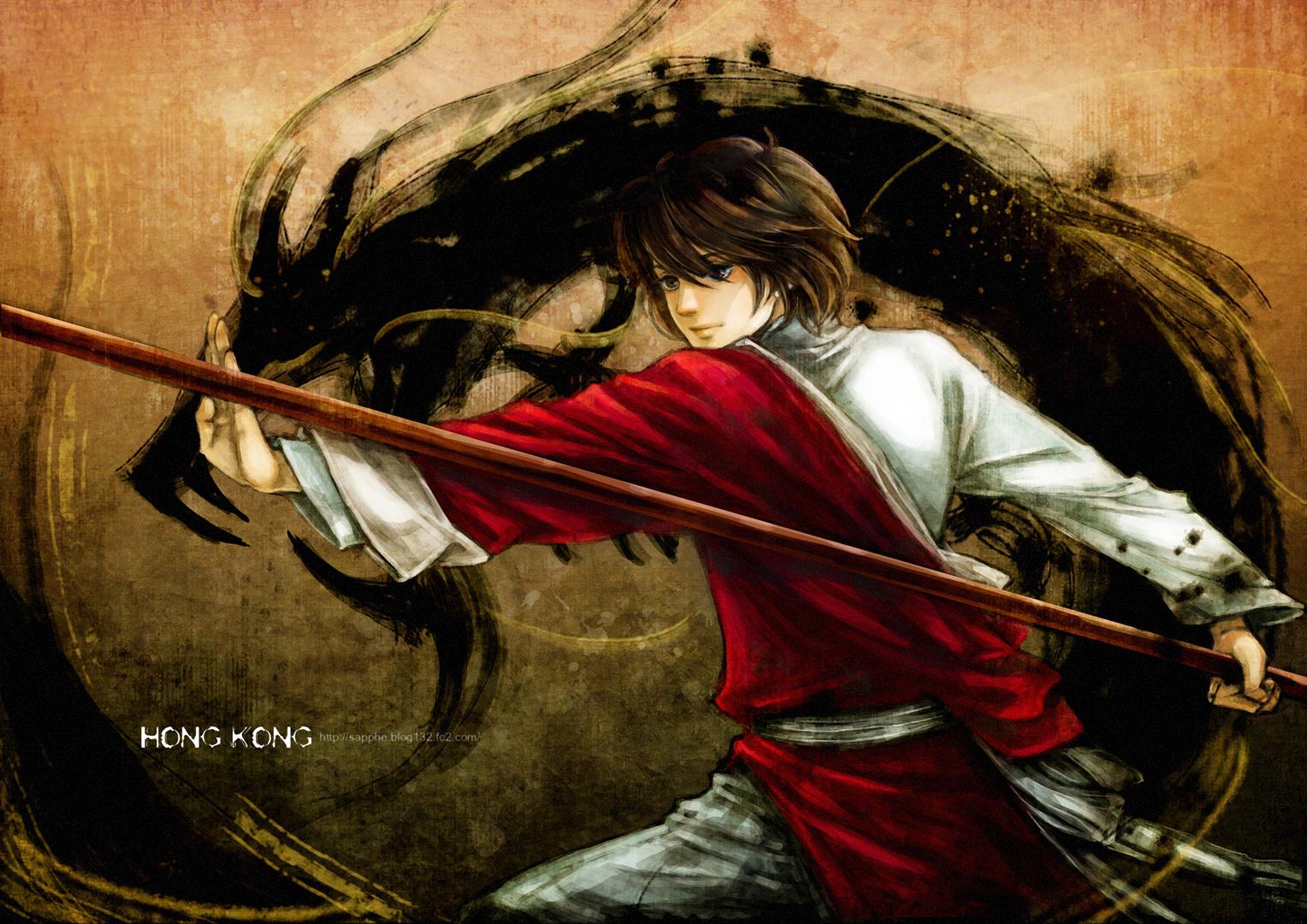 martial arts zerochan anime image board