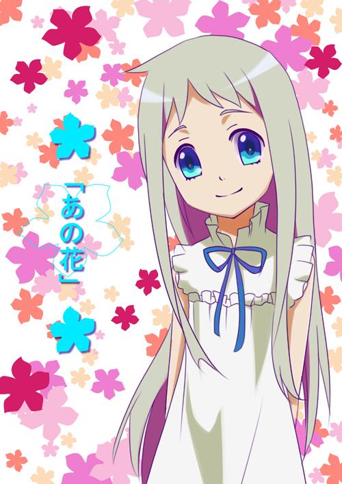 Tags: Anime, Minland4099, Ano Hi Mita Hana no Namae o Bokutachi wa Mada Shiranai., Honma Meiko, Fanart