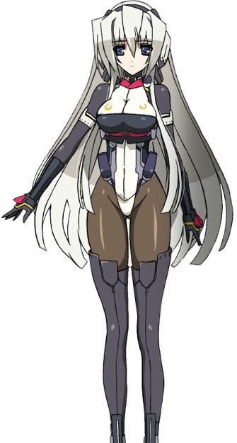 Tags: Anime, Kyoukai Senjou no Horizon, Horizon Ariadust, Official Art