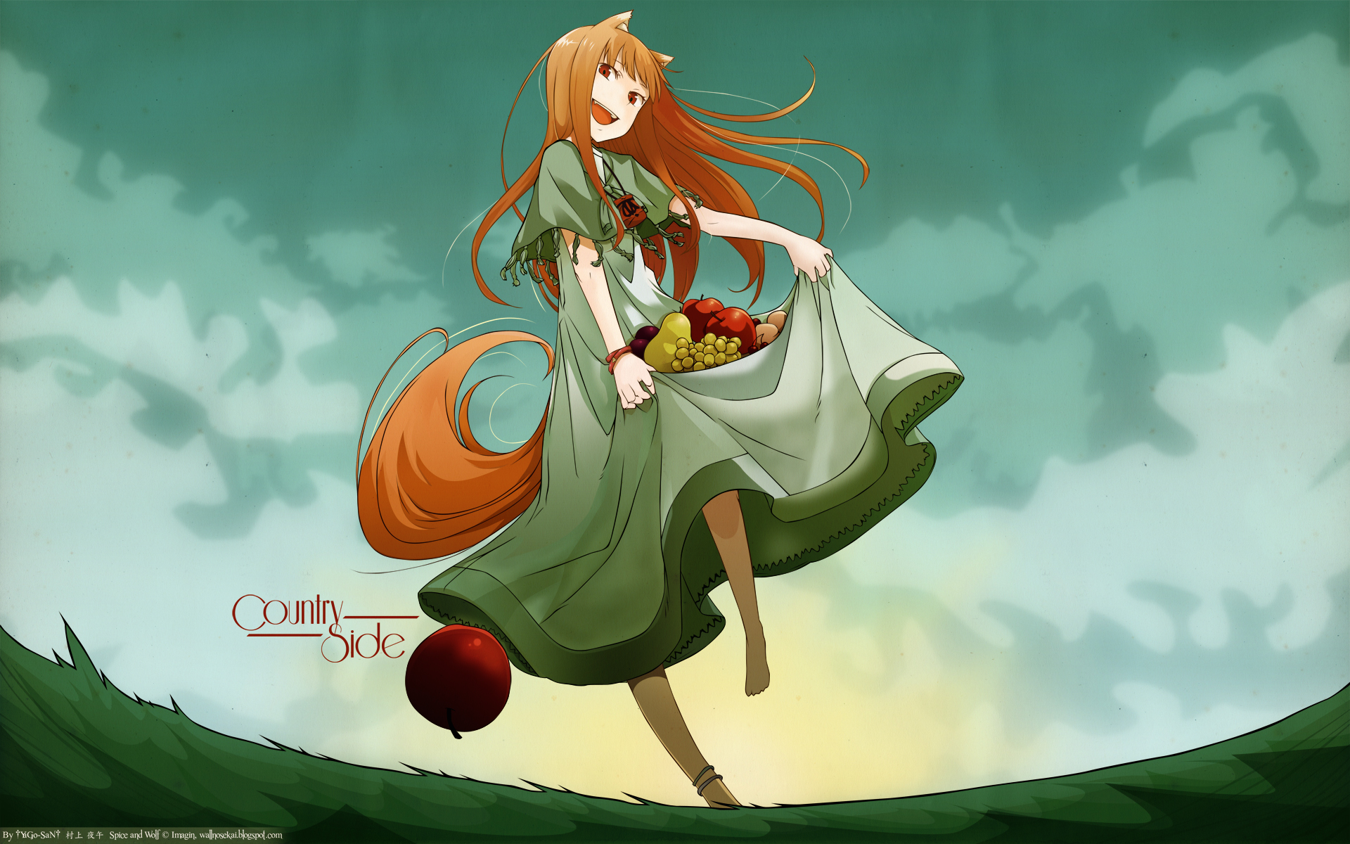 Ookami To Koushinryou Spice And Wolf