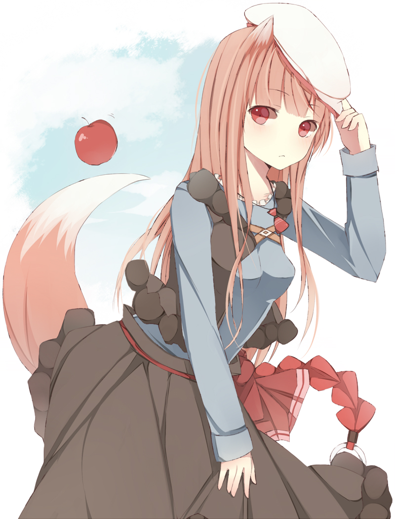Holo Spice And Wolf Apples