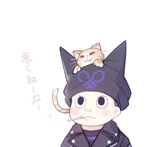 Tags: Anime, Hiragi Rin, New Danganronpa V3, Hoshi Ryouma