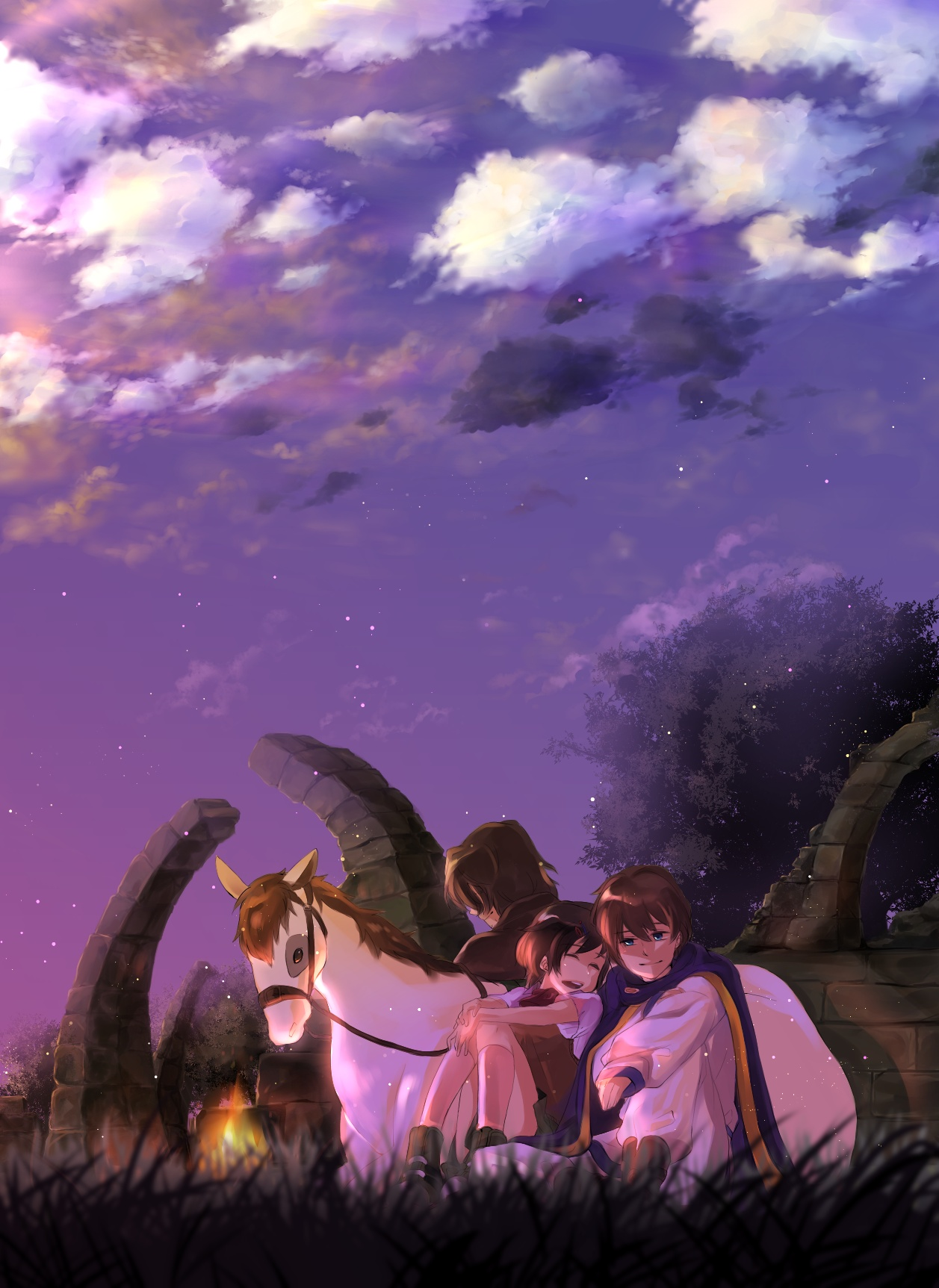 Hoshi Wo Ou Kodomo Children Who Chase Lost Voices From