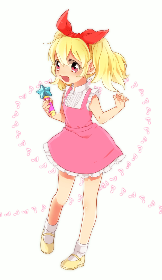Tags: Anime, Pixiv Id 1550029, Aikatsu!, Hoshimiya Ichigo, Fanart From Pixiv, Mobile Wallpaper, Pixiv, Fanart