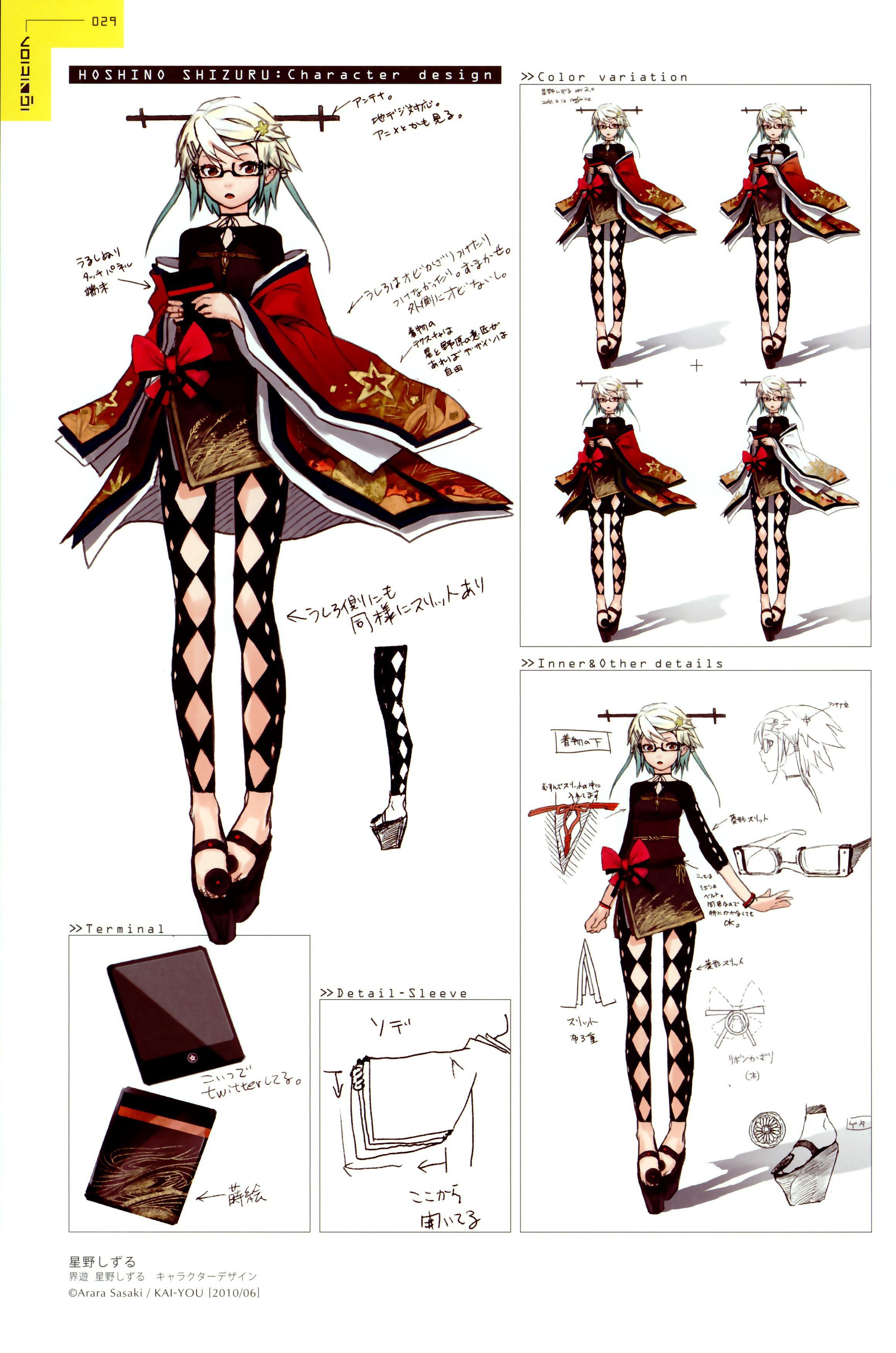 Character Design Zerochan : Hoshino shizuru redjuice zerochan anime image board