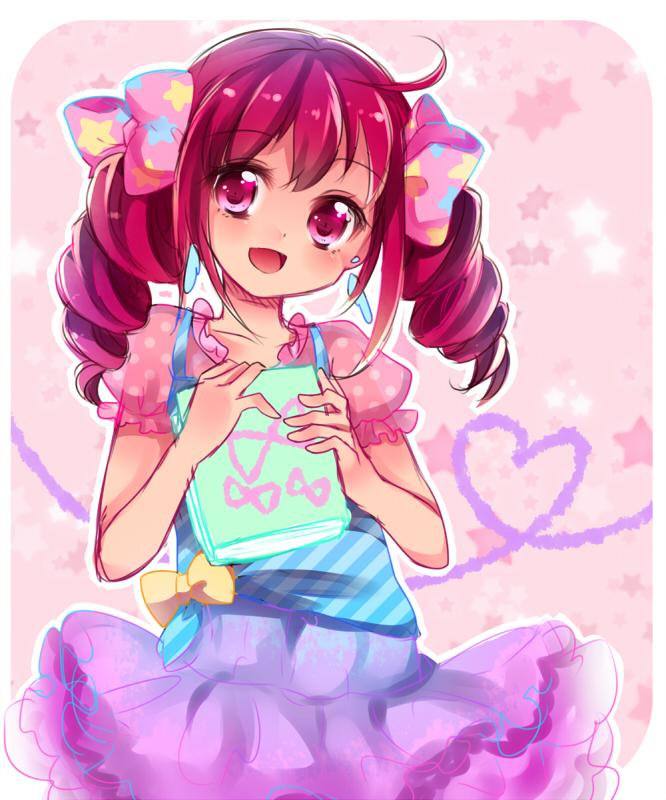 Tags: Anime, Uduki Shi, Smile Precure!, Hoshizora Miyuki, Fanart From Pixiv, Pixiv, Fanart