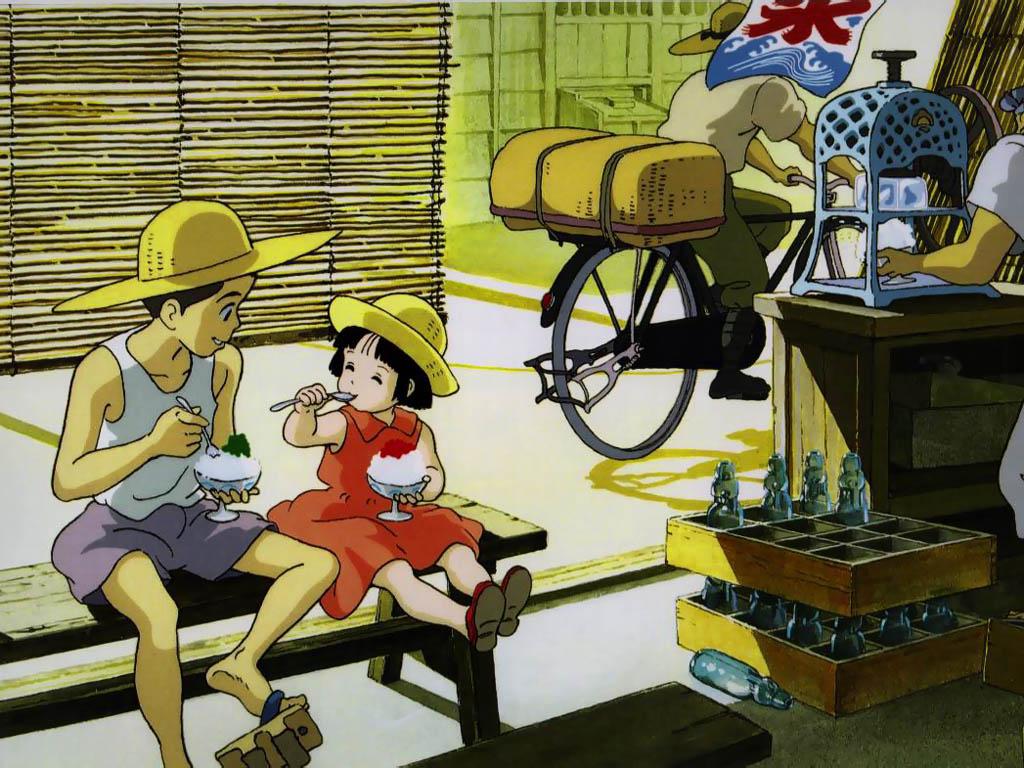 Hotaru No Haka Grave Of The Fireflies Wallpaper 1685270