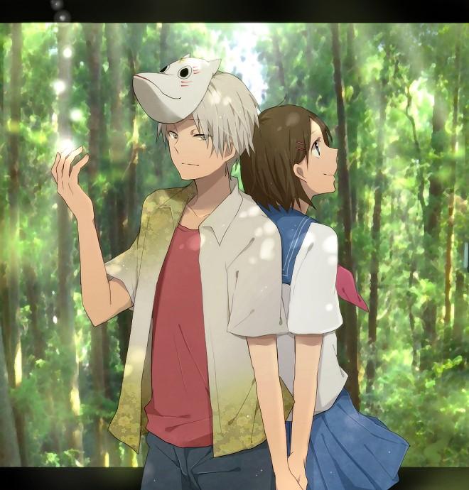 download hotarubi no mori e full movie english sub
