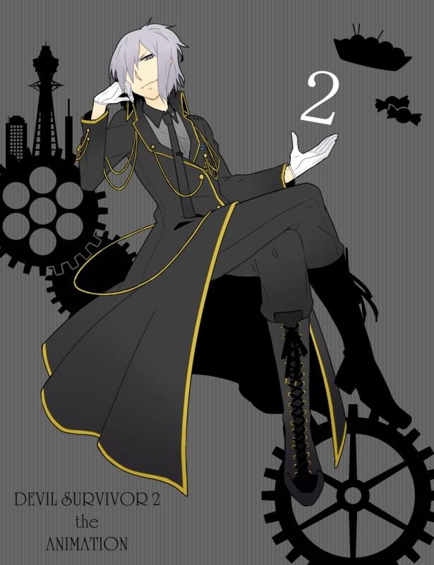Tags: Anime, Pixiv Id 1371164, Shin Megami Tensei: Devil Survivor 2, Hotsuin Yamato, Pixiv, Fanart, Fanart From Pixiv