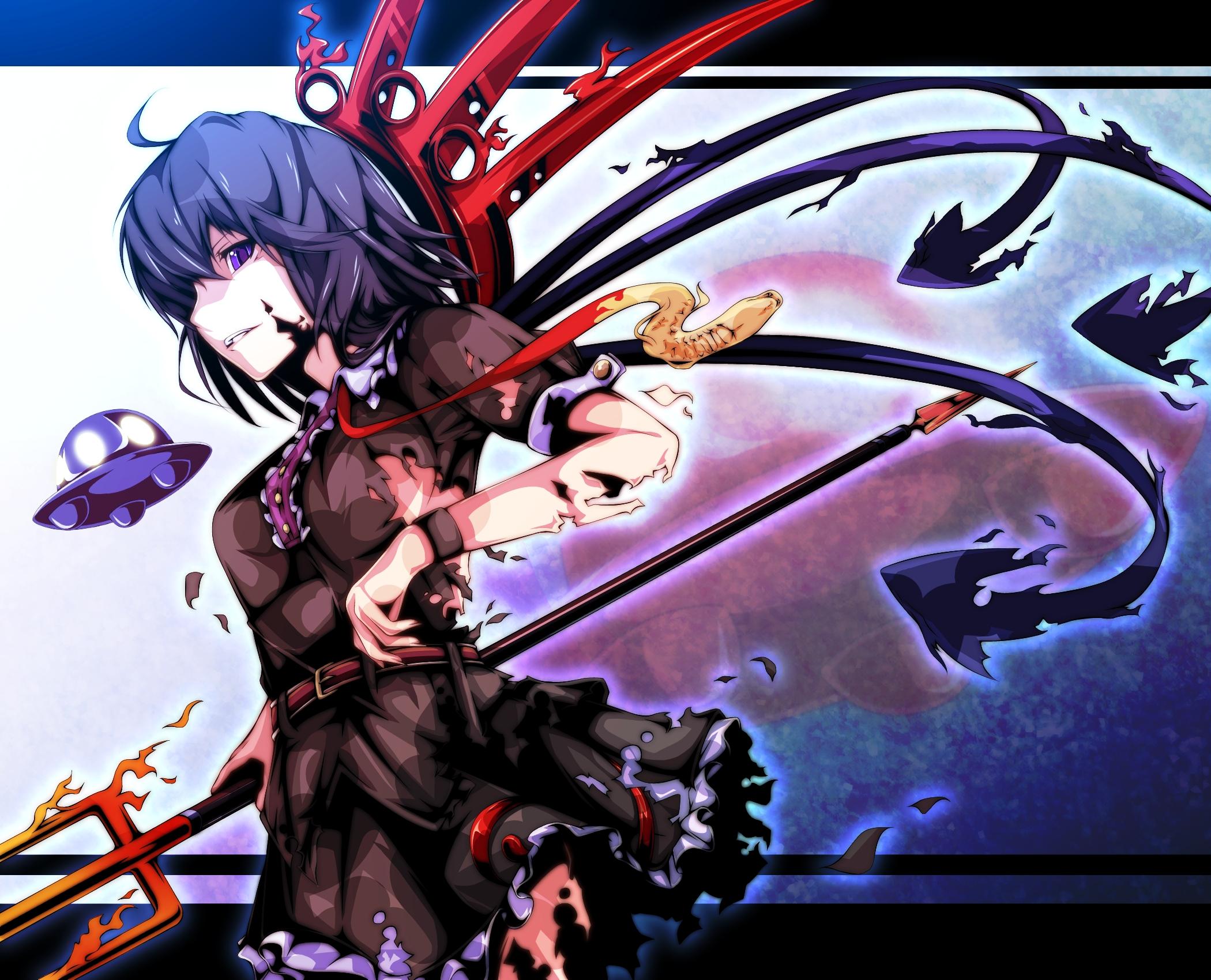 Houjuu Nue (Nue Houjuu) - Touhou - Zerochan Anime Image Board