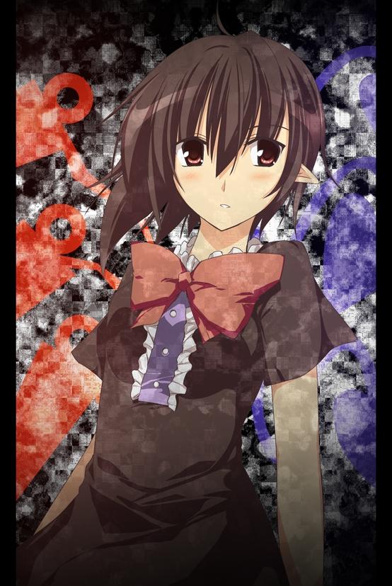 Tags: Anime, Sakurame, Touhou, Houjuu Nue, Nue Houjuu